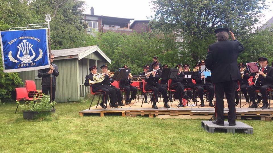 Konsert med Røros Janitsjarorkester