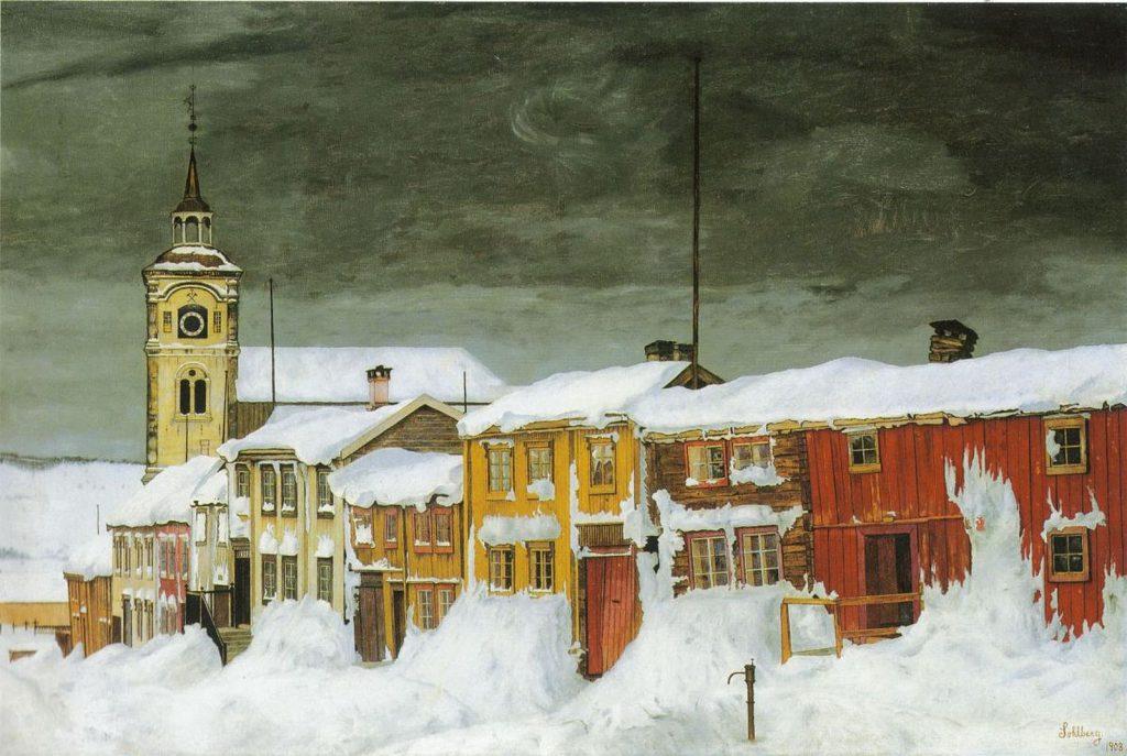 Harald Sohlberg for barn, med kunsthistoriker og formidler Ellen Kristine Klemmetvold