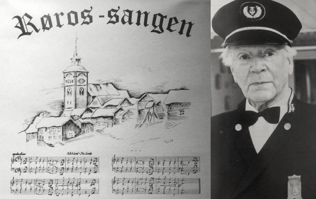 Røros Janitsjarorkester med venner: La Rørossangen ljome!