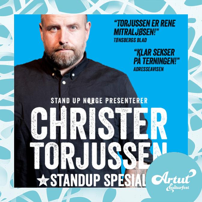 Christer Torjussen: Standup spesial