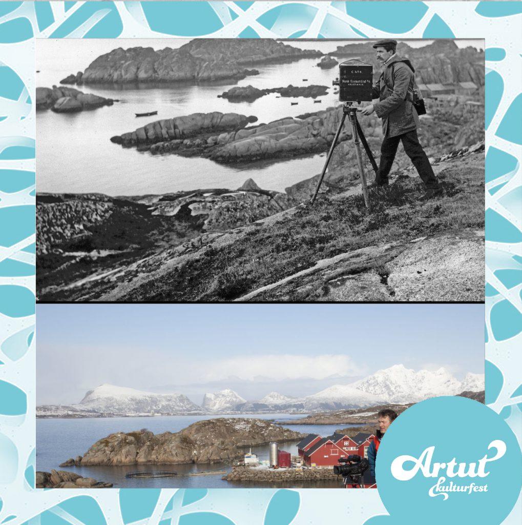 Refotografering av verdensarven – foredrag med Oskar Puschmann